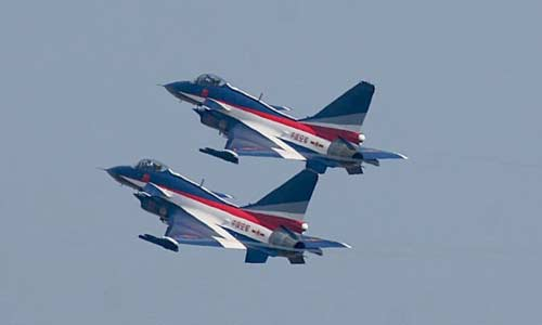 Chinese fighter jets to participate in Pakistan's national day