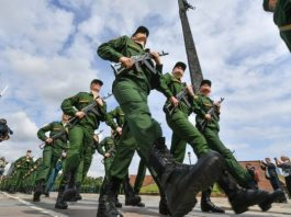 Over 12,000 personnel to perform security duties in Capital